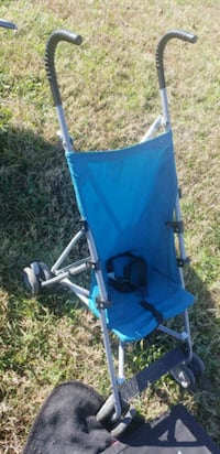 baby's blue and black lightweight stroller Farmville, 23901