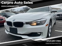 BMW-3 Series-2014 Chesapeake