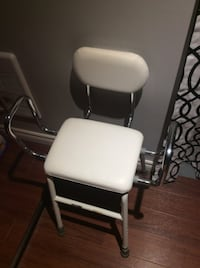 SHOWER BATH CHAIR SEAT SENIOR ASSISTED ADJUSTABLE INJURY MOBILITY  Oakville