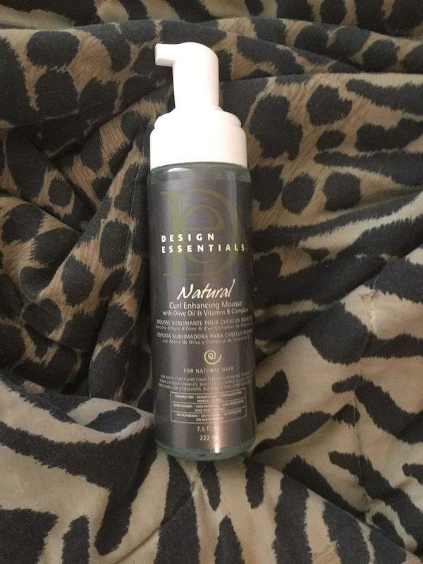 Used Design Essentials Curl Enhancing Mousse For Sale In Knoxville