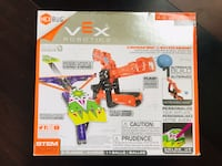 Vex robotics (airplane launcher & ball shooter) London, N6G 5N1