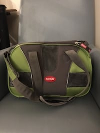 Small soft sided pet carrier. 20 obo Calgary, T3E