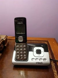 black and gray Vtech wireless telephone Stoughton, 02072