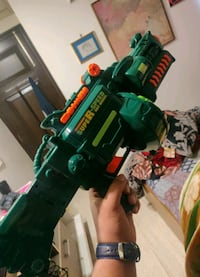 Battery operated nerf machine gun New Delhi, 110060