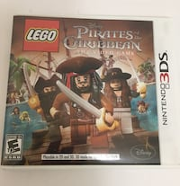 Pirates of the Caribbean  Gra 3DS/LEGO Stafford, 22556