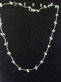 silver chain necklace Thomasville, 17364