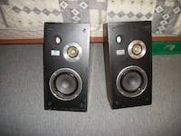 Vintage SANSUI 2-Way Speakers ( for parts or repair ) TORONTO