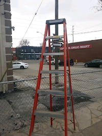 12 foot feather lite ladder $60 or best offer  Toronto, M8V 2Y6