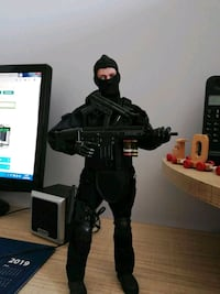 Swat action figure Karapınar Mahallesi, 06450