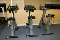 black and gray stationary bike Pearland, 77584