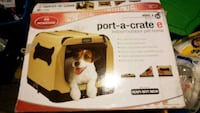 Portable Dog Crate  Allentown, 18102
