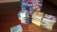 500+ Pokemon cards and figures Brampton, L6R 0P7