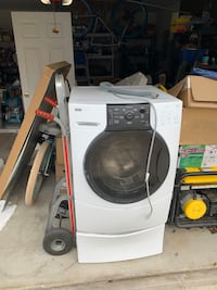 Kenmore HE3 washer with Pedestal (bad motherboard)