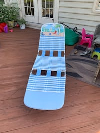 Foldable Beach Lounge Chair Herndon, 20170