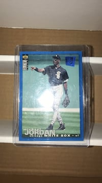 Micheal Jordan Baseball card  Fort Wayne, 46825