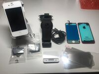 Apple iPhone 4G, diverse utstyr Vennesla, 4700