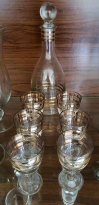 Decanter set St. Catharines, L2N 4M2