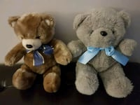 Plush bear toys Vaughan, L4L 1A6