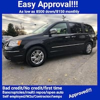 2008 CHRYSLER TOWN COUNTRY LIMITED Pataskala, 43062