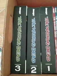 The walking dead complete compendium.  1,2,3 Aurora, 80012