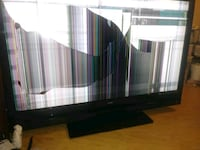 Broken 50 in vizio Gobles, 49055