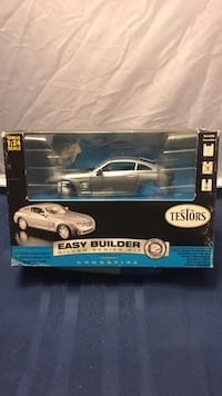 2003 Testors Chrysler Crossfire model