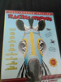 Racing Stripes DVD Lake Mills, 53551