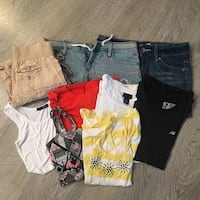 Roxy Mossimo H&M Garage Summer Clothes Burnaby, V5A 1S5