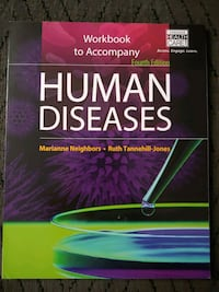 Human Diseases Workbook Indianapolis, 46240
