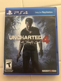Uncharted 4. Adult owned   Bakersfield, 93312