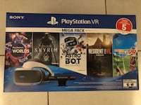 NEW PS4 VR BUNDLE Mississauga, L5A 3T2