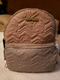 Betsey Johnson  backpack  or diaperbag Mission