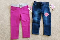 Toddler Jeans, 2t,new Warrenton