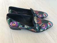 Embroidered loafers Toronto, M6P 3X9