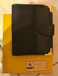 FENDI authentic card wallet small new  Montréal, H1G 4C2