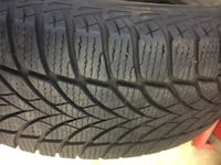 Goodyear Winter tires. ] mm profile Randaberg, 4070