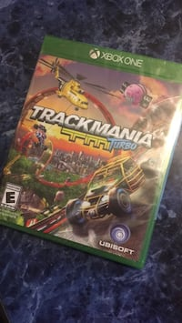 Track mania turbo for Xbox one Griffin, 30223