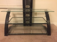 Glass top tv mount/stand Indianapolis, 46239