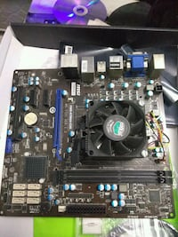 black and gray Asus motherboard Brownsville, 78521