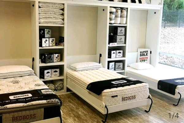 Used Bed Boss Mattresses Sold Here We Offer Financing For Sale In