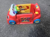 Fisher-price Laugh & Learn Crawl Around Car, Vaughan, L6A 2L7