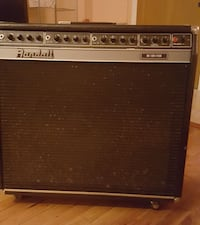 Randall keyboard/bass/ guitar amp from mid 1980's. Randallstown