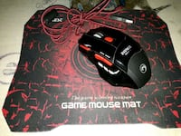Everest mouse+mouse pad