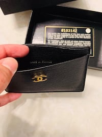 Authentic Chanel card holder Calgary, T2J 5H6
