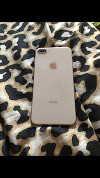 iPhone 8 Plus gold  Knightdale