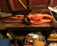 Electric hedge trimmer Augusta, 30904