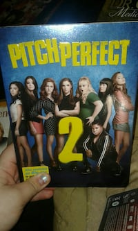 Pitch Perfect 2 dvd case Chillicothe, 45601