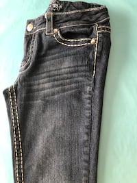 black-washed denim bottoms Chesapeake, 23320