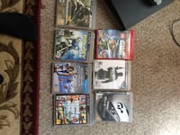 assorted Sony PS3 game cases Janesville, 53546