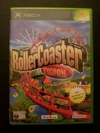 Roller Coaster Tycoon for XBOX  Vaughan, L4L